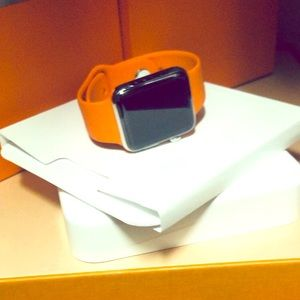 Hermes Accessories - SALE🔥42mm New Hermès Apple Watch strap with ⌚️